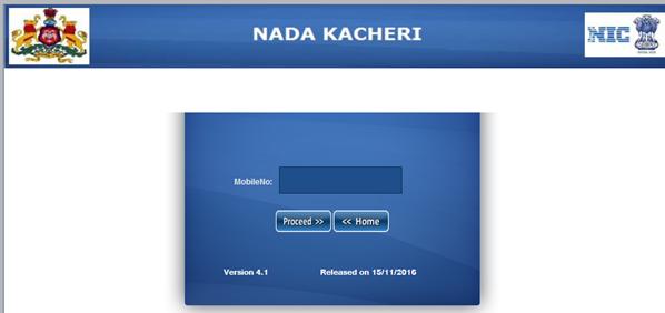 How To Apply Income Certificate Through Nadakacheri Karnataka Portal
