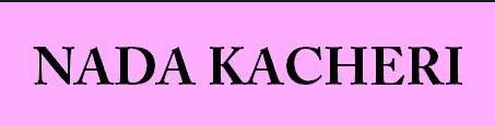 Nada Kacheri